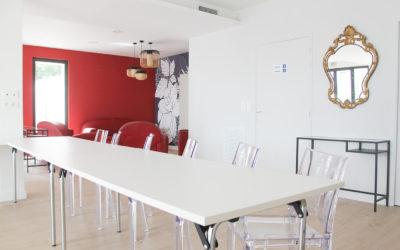 Réserver une salle de réunion pour un club d'affaires à Lyon